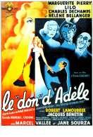 Affiche du film Le Don d'adele