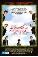 Affiche du film Joyeuses fun�railles