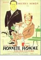 Affiche du film La vie d'un honn�te homme