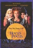 Affiche du film Hocus Pocus, les trois sorci�res