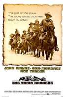 Affiche du film Les voleurs de train