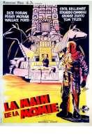 Affiche du film La main de la momie