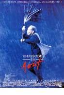 Affiche du film Rhapsodie en ao�t
