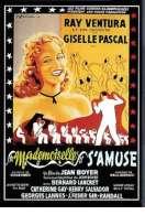 Affiche du film Mademoiselle S'amuse