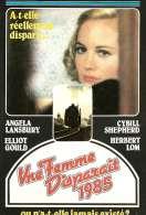 Affiche du film Une femme dispara�t