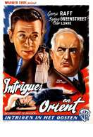 Affiche du film Intrigues en orient