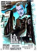Affiche du film La Loi des Rues