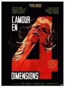 Affiche du film L'amour en Quatre Dimensions