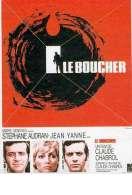 Affiche du film Le boucher
