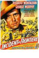 Affiche du film Incident de Frontiere