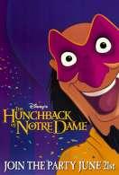 Affiche du film Le bossu de Notre Dame