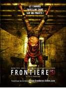 Affiche du film Fronti�res