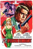 Affiche du film Karate a Tanger Pour Agent Z7