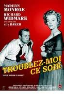 Affiche du film Troublez-moi ce soir