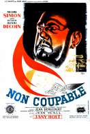 Affiche du film Non coupable
