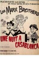 Une nuit à Casablanca, le film