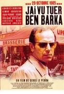 J'ai vu tuer Ben Barka, le film