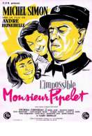 Affiche du film L'impossible Monsieur Pipelet