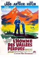 Affiche du film L'homme de Vallees Perdues