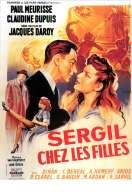 Affiche du film Sergil chez les Filles
