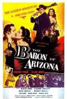 Affiche du film Le baron de l'Arizona