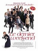 Affiche du film Le Dernier week-end