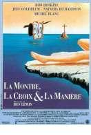 Affiche du film La Montre la Croix et la Maniere
