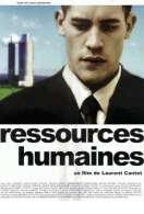 Affiche du film Ressources humaines