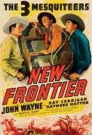 Affiche du film New Frontier