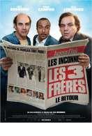 Affiche du film Les 3 fr�res, le retour