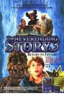 Affiche du film L'histoire sans fin 3, retour � Fantasia