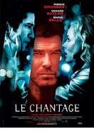Affiche du film Le Chantage