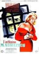 Affiche du film L'affaire Maurizius