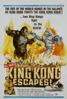 Affiche du film La Revanche de King Kong