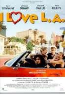 Affiche du film I love L.A.