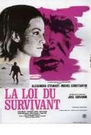 Affiche du film La loi du survivant