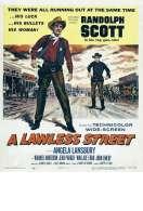 Affiche du film Ville Sans Loi