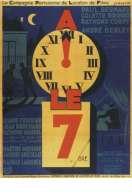 Affiche du film A Minuit le 7