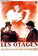 Affiche du film Les otages