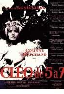 Affiche du film Cl�o de 5 � 7