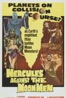 Affiche du film Maciste contre les hommes de pierre