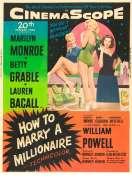 Affiche du film Comment Epouser Un Millionnaire