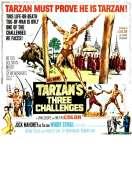 Affiche du film Le Defi de Tarzan