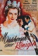 Affiche du film Les Jeunes Annees d'une Reine