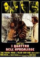 Affiche du film Les Quatre de l'apocalypse