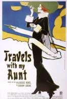 Affiche du film Voyages avec ma tante