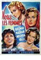 Affiche du film Nous les femmes
