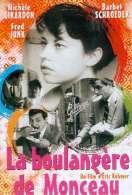 Affiche du film La boulang�re de Monceau