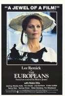 Affiche du film Les europ�ens