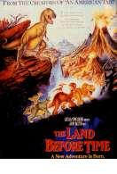 Affiche du film Le petit dinosaure et la vall�e des merveilles